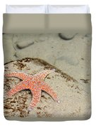 Starfish Underwater Duvet Cover