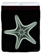 Starfish X-ray Duvet Cover