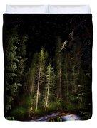 Starry Creek Duvet Cover
