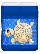 Starry Journey Duvet Cover