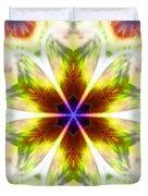 Starseed Rainbow Duvet Cover