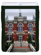 State Court Building Duvet Cover
