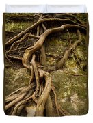State Park Roots Duvet Cover