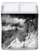 State Route 18 Duvet Cover