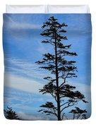 Stately Pine Duvet Cover