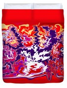 Static Electricity Duvet Cover
