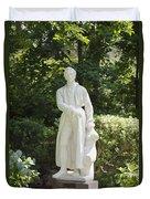 Statue 13 Duvet Cover