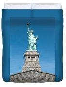 Statue Of Liberty II Duvet Cover