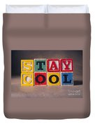 Stay Cool Duvet Cover