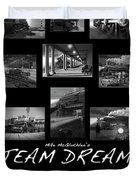 Steam Dreams Duvet Cover by Mike McGlothlen