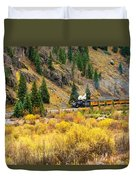 Steam Train 5 Duvet Cover