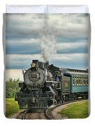 Steam Trains Tr3629-13 Duvet Cover