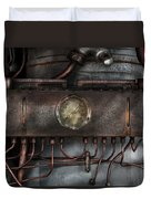 Steampunk - Connections   Duvet Cover