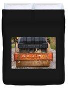 Steamroller Duvet Cover