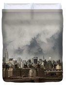 Steel City Duvet Cover