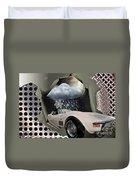 Steel Frame Stingray Duvet Cover