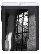 Steel Window Duvet Cover