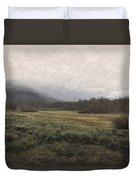 Steens Mountain Landscape - No. 2 Duvet Cover