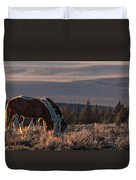 Steens Sundown Duvet Cover