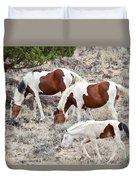 Steens Wild Paints Duvet Cover