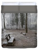 Steep And Frost - 3 Duvet Cover