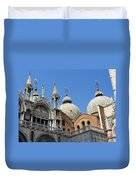 Steeples And Things Duvet Cover