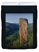 1a5719 Steins Pillar Oregon Duvet Cover