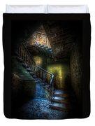 Step Into The Light Duvet Cover
