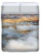 Steptoe Fog Clearing Duvet Cover
