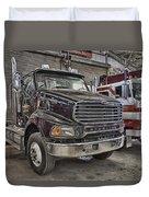 Sterling Truck Duvet Cover