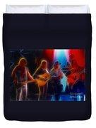 Steve Miller Band Fractal-1 Duvet Cover