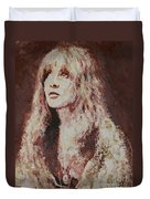 Stevie Nicks Duvet Cover