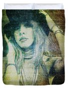 Stevie Nicks - Bohemian Duvet Cover