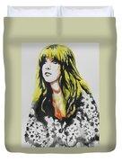 Stevie Nicks 02 Duvet Cover