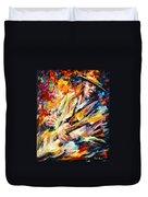 Stevie Ray Vaughan Duvet Cover