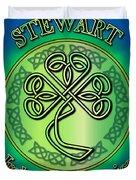 Stewart Ireland To America Duvet Cover