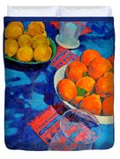 Still Life 2 Duvet Cover