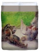 Still Life With Pheasants  Duvet Cover