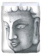 Stillness Duvet Cover by Keiko Katsuta