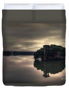 Stillness Speaks Duvet Cover by Andrew Paranavitana