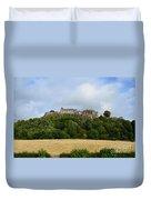 Stirling Castle Duvet Cover