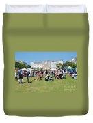 St.leonards Festival England Duvet Cover