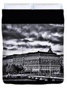 Stockholm Bw V Duvet Cover