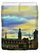 Stockholm II Duvet Cover