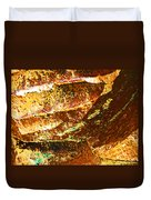 Stone Abstract 1 Duvet Cover