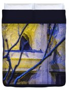 Stone Abstract One Duvet Cover