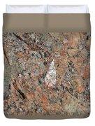 Stone Adornment Duvet Cover