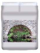Stone Arch Duvet Cover