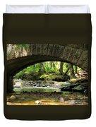 Stone Bridge II Duvet Cover