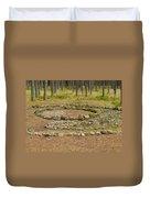 Stone Circle Duvet Cover